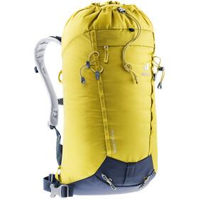 deuter Guide Lite 22 SL Backpack Women, żółty/niebieski